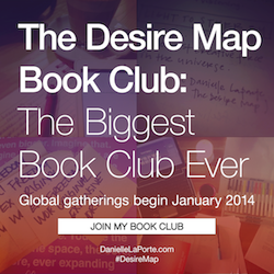 Desire Map Book Club – Houston (and Online!) – Jan 2014